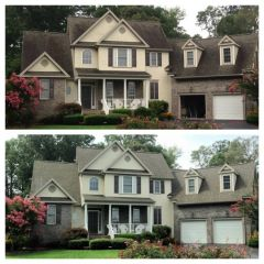 roof cleaning bishopville