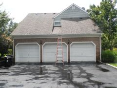 Marlboro New Jersey Roof Cleaning After Pic