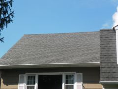 Scotch Plains New Jersey Roof Cleaning After Pic