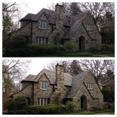 Slate Roof Cleaning 17601