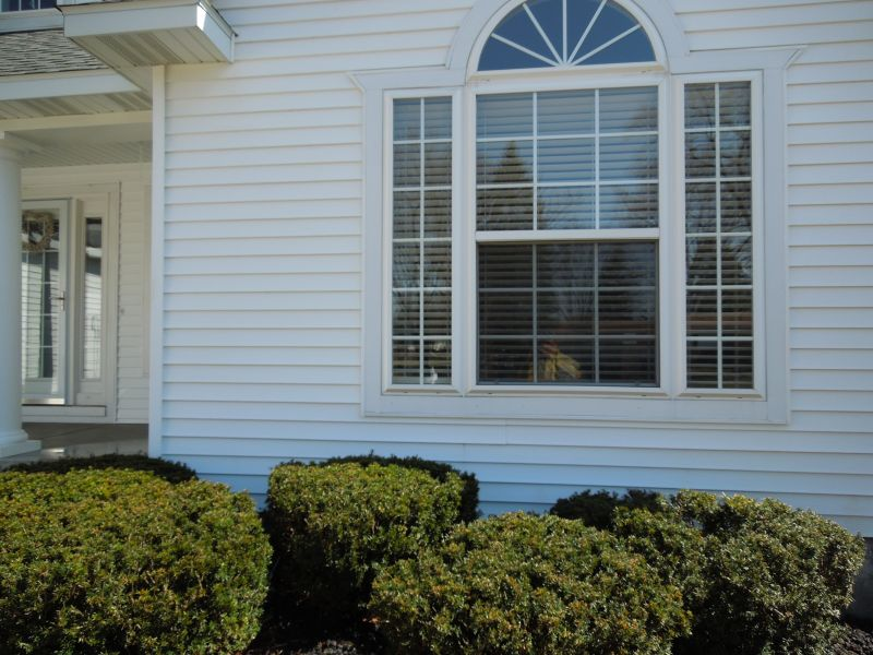 Siding cleaned By Kleen Llc