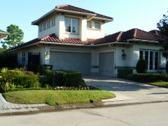 Tile Roof Cleaning in Royal Oaks Subdivision in Houston, Tx
