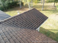 before roof cleaner houston