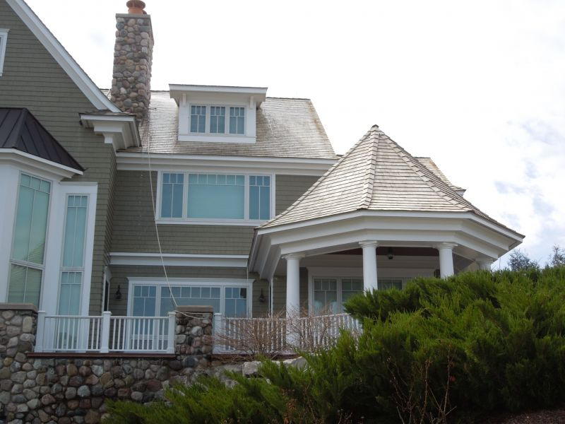 Cedar Roof Cleaning In Michigan By Kleen Roofs (2)