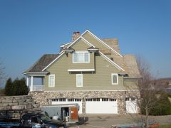 cedar roof cleaning By Kleen Roofs In Michigan
