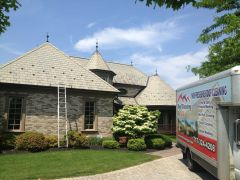 Composite Slate Roof Cleaning Lititz, PA  17543 002