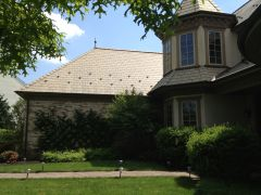 Composite Slate Roof Cleaning Lititz, PA  17543 006