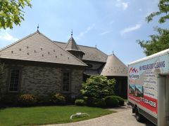 Composite Slate Roof Cleaning Lititz, PA  17543 004