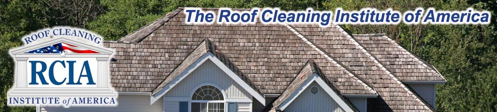 The Roof Cleaning Institute Of America