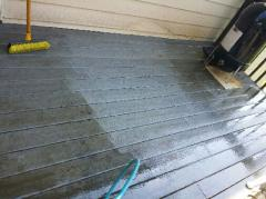 compiste deck cleaning