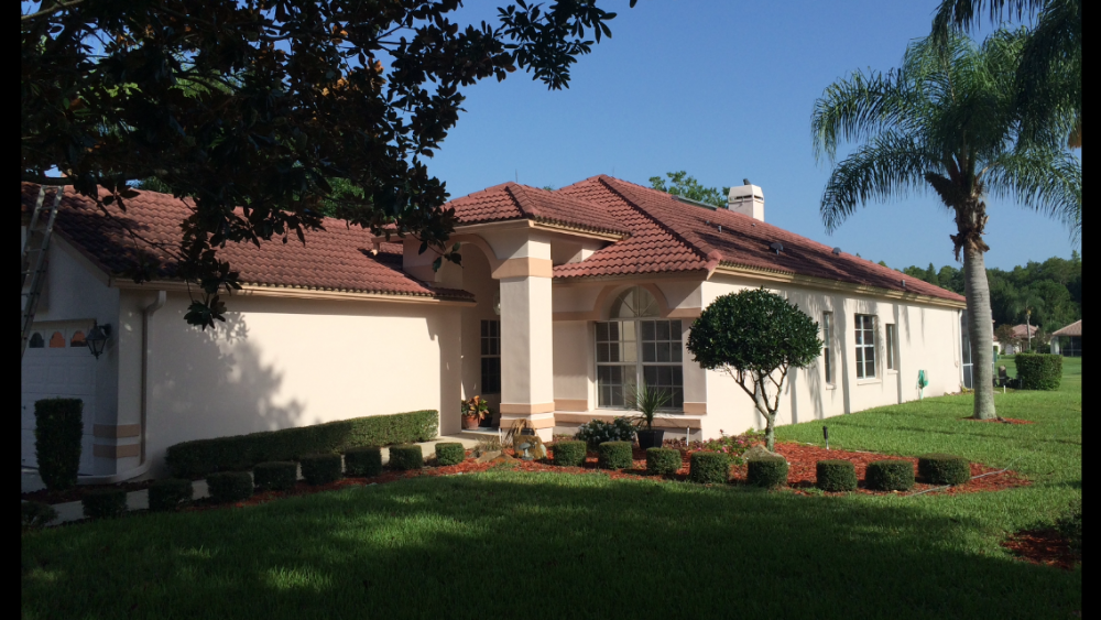 Tarpon Springs Roof Cleaning Tile Roof Cleaning Tarpon