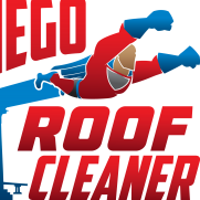 San Diego Roof Cleaner