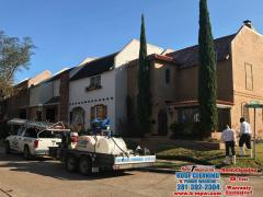 12 22 16 Tile Roof Cleaning