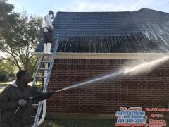 02 16 17 Composition Roof Cleaning