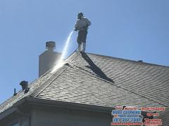 02 23 17 Composition Roof Cleaning