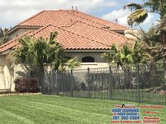 03 15 17 Tile Roof Cleaning